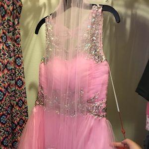 A Quinceanera dress